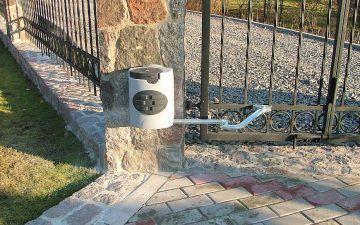 Atveriamų vartų automatika
