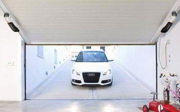 Garažo vartų automatika